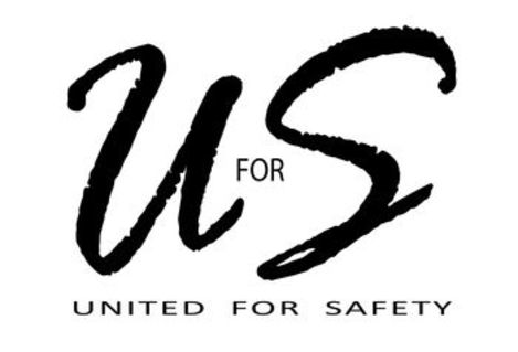UNITED FOR SAFETY LOGO
